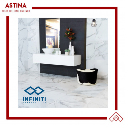 Infiniti Granite Statuario Grey 60X120