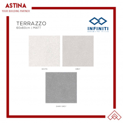 Infiniti Granite Terrazzo 60X60